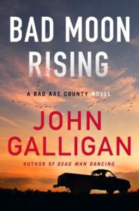 Bad Moon Rising by John Galligan (book cover)